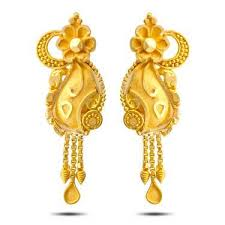 gold earing gold earring image