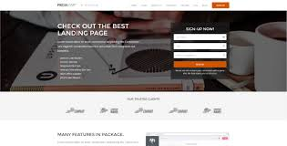 15 best landing page wordpress themes for high conversion websites