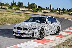 2018 bmw m5 xdrive awd details revealed 2wd mode confirmed