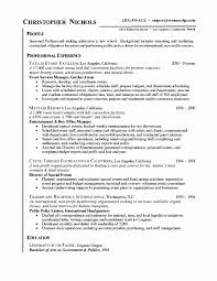 Sample Event Planner Resume by Event Manager Resume The Best Resume