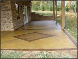 Stain Old Concrete Patio by Acid Stain Old Concrete Patio Patios Home Design Ideas Qeprnbqpog