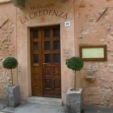 credenza ristorante la credenza italian via cavour 22 san maurizio canavese
