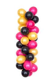 Halloween Birthday Balloons by Best 20 Black Balloons Ideas On Pinterest Black Gold Silver