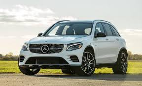 mercedes suv reviews mercedes amg glc43 4matic glc63 4matic reviews mercedes amg