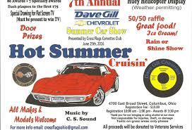 corvette clubs in ohio events cross flags corvette