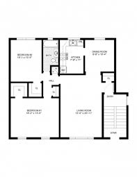 Simple House Floor Plans With Measurements Best Simple House Floor Plans Simple House Floor Plan With