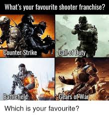 Counter Strike Memes - what s your favourite shooter franchise counter strike call of duty
