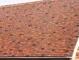 Ceramic Tile Roof Tiled Roofing London U0026 Surrey Roofing Specialists