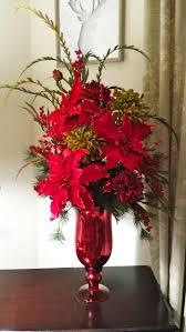 91 best christmas floral arrangements lanterns images on