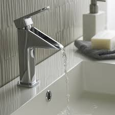 waterfall bathroom faucet home design by john