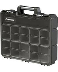 Plastic Tool Storage Containers - winter sale small parts organizers husky tool storage bins 16 1