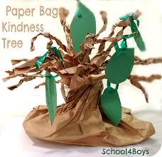 make a kindess tree craft
