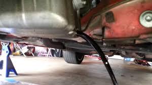 diy mercedes benz slk230 kompressor oil change winston buzon