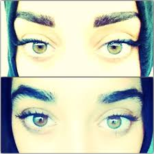 Eyebrow Threading Vs Waxing Halal Eyebrows Vs Haraam Eyebrows U2013 The Lady In Black Writes