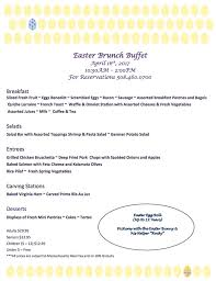 Easter Brunch Buffet by Everyone Loves Easter U2013 Reserve Your Easter Brunch Buffet Now