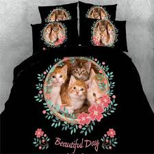 Kitten Bedding Set Cat Bedding Duvet Sets U2013 Cats Love Life