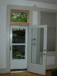 Interior Door With Transom Absolute Home Remodeling U0026 Woodworking High Efficient Front Entry