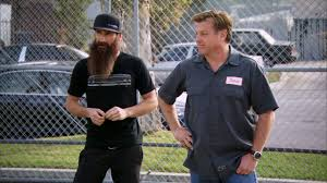 gas monkey pantera gas monkeys make a trade with chip foose youtube