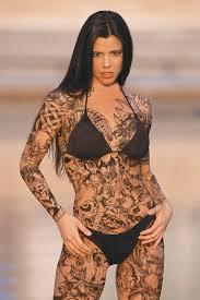 Hot Tattoo Picture