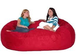 fill bean bag chair memory foam filled bean bag chair by comfort