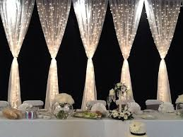 wedding wall decoration ideas 1000 ideas about gym wedding