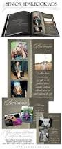 senior yearbook ad templates graduation ad high yearbook