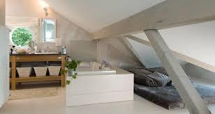 salle de bain dans chambre sous comble charmant of aménagement chambre sous combles chambre