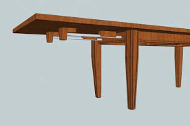 Expandable Dining Room Tables Woodwork Diy Extendable Dining Table Plans Pdf Plans Tables