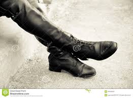 tall motorcycle riding boots tall english riding boots stock photo image 49358500