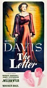 bette u0027s classic movie blog the letter 1940