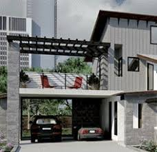 How To Build A Detached Garage Howtospecialist How To by Flat Roof Additions With Deck On Top Google Search In Law