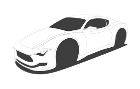 maserati logo drawing auto rendering wip ink u0027nd light