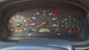 honda accord srs light 2000 honda accord maintenance light reset