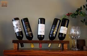 15 awesome handmade wine rack displays for a rustic look ihousdekor