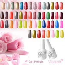 aliexpress com buy vishine choose 8 colors 15ml soak off uv gel