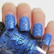 opi kiss me at midnight e22 medium blue silver nail polish