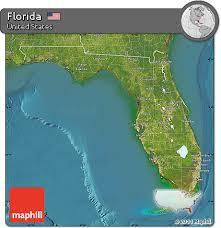 satellite map of florida free satellite map of florida