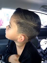 hair styles for 5year old boys coiffure pinteres