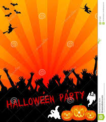scary halloween party invitations halloween party background stock photos image 6785523 54 811