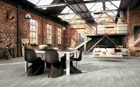 industrial style loft apartment industrial apartment with large space also brick walls