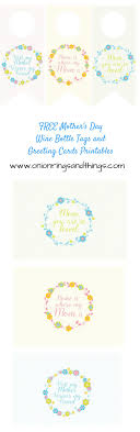 s day wine bottle tags and greeting cards free printables