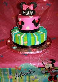 minnie s bowtique minnie mouse bow tique birthday cake cakecentral