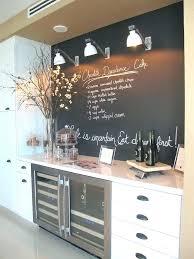 chalkboard paint ideas kitchen chalkboard paint wall idea 5 simple projects feature kitchen ideas
