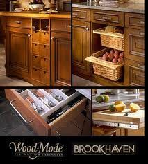 wood mode cabinet accessories kitchen islands and wood mode need we say more http www