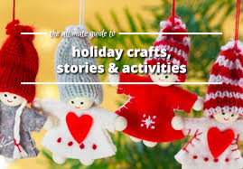 holiday crafts stories u0026 activities yoyomama