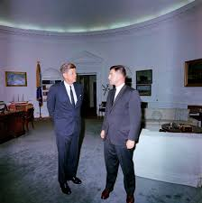 jfk welcoming a new secret service agent on 11 20 63 kennedys