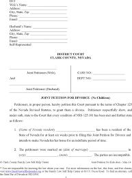 divorce form divorce forms free word templates legal divorce