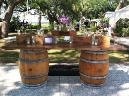 be creative with used wine barrels wine barrel bar design wine