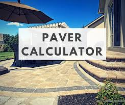 Patio Paver Installation Calculator Patios Paver Calculator And Price Estimator Inch Calculator