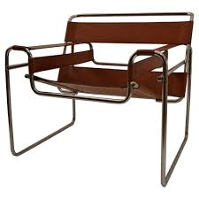 unique wassily chair brown leather 97 for modern decoration design